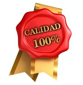 Calidad 100%