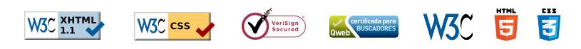 certificados de calidad web