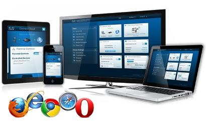 Garantía de compatibilidad entre navegadores y teléfonos móviles